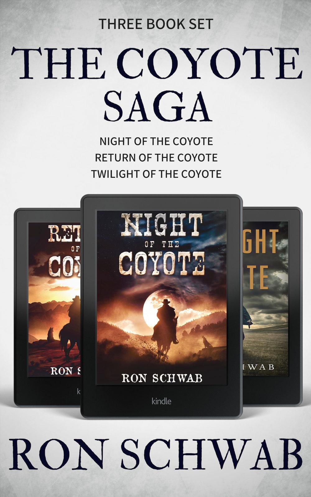 The Coyote Saga - Three Book Set.jpg