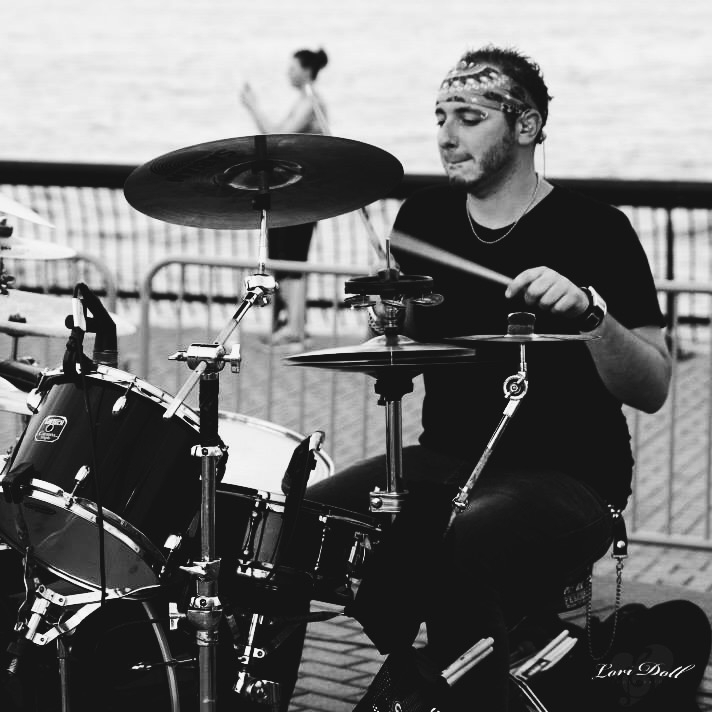 Joe Salerno - Drums