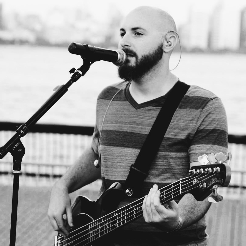 Nick Salerno - Bass/Vocals