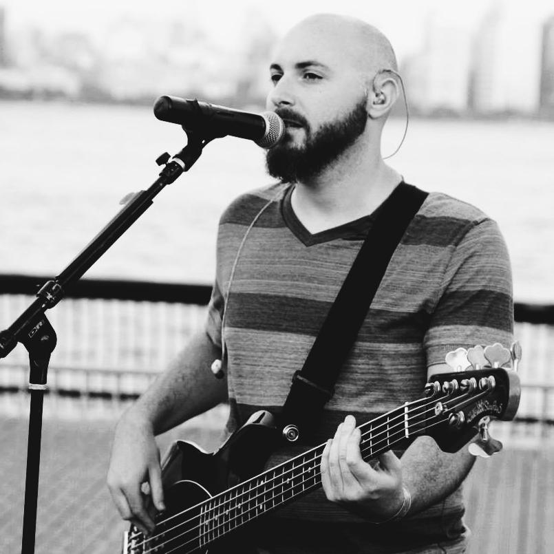 Nick Salerno - Bass/Vocals