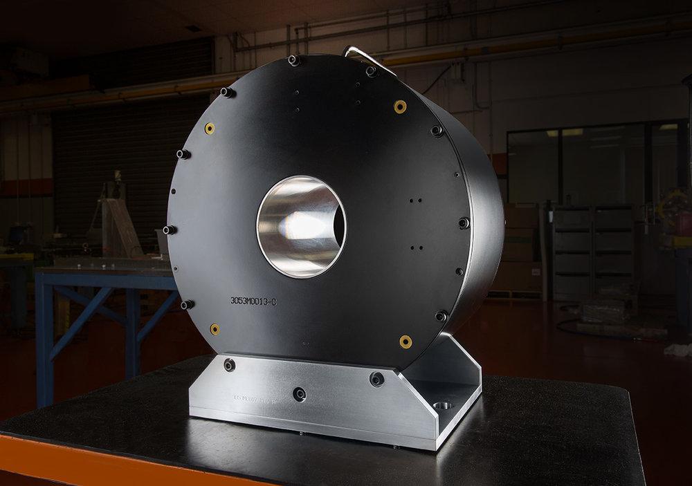 Brookhaven National Laboratory solenoid magnet