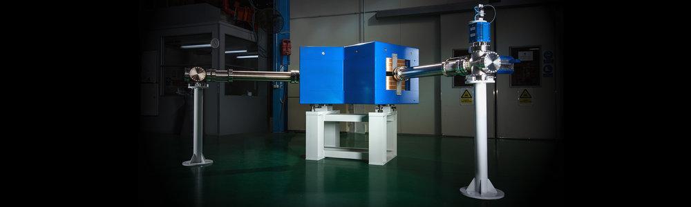 Magnetic Mass Spectrometer