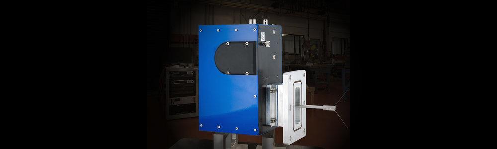 Oscillating Wire Scanner Probe