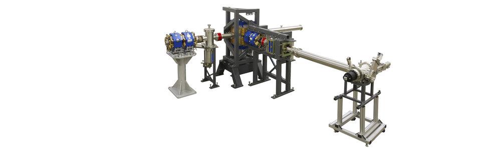 High Energy Beam Transport System for BNCT