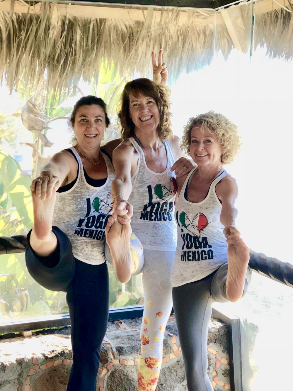 "word on thestreet is… - ""A perfect 3 days!""""iHeartyoga in Mexico is the trip of a lifetime! I met amazing friends, ate delicious food, and had so much fun! I highly highly recommend!""""Best retreat EVER!""""This is my forth time going and I already booked my next one!"""