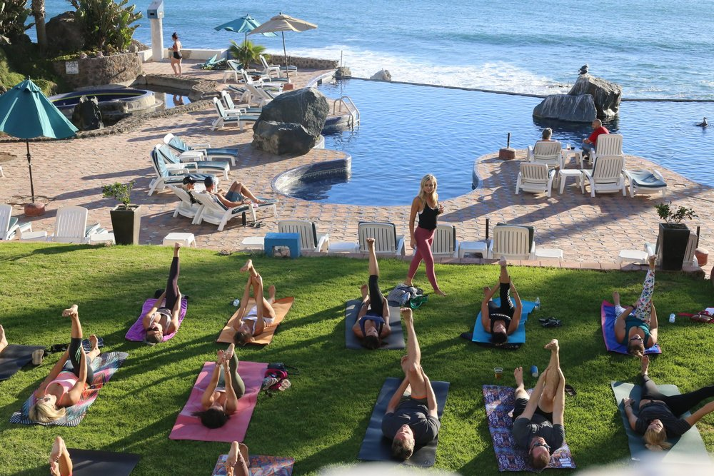 Reserve your spot for yoga in mexico! - Let us know about you, guests you want to room with, and anything else we can better know about you to help make your yoga retreat unforgettable.