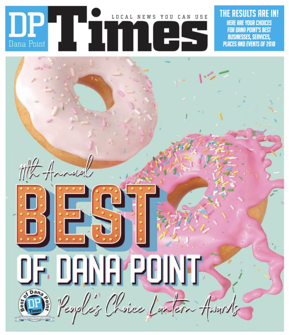 Dana Point Times Best of Dana Point - iHeartYoga