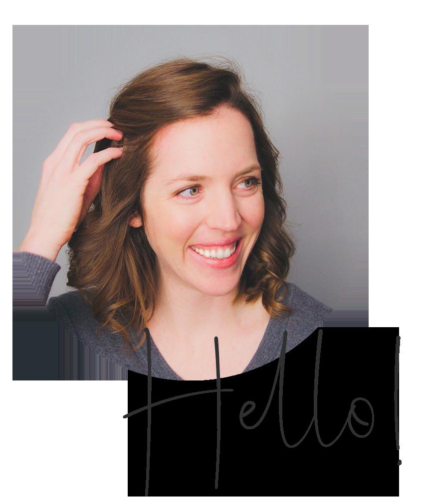Hello | Jessica Colyer