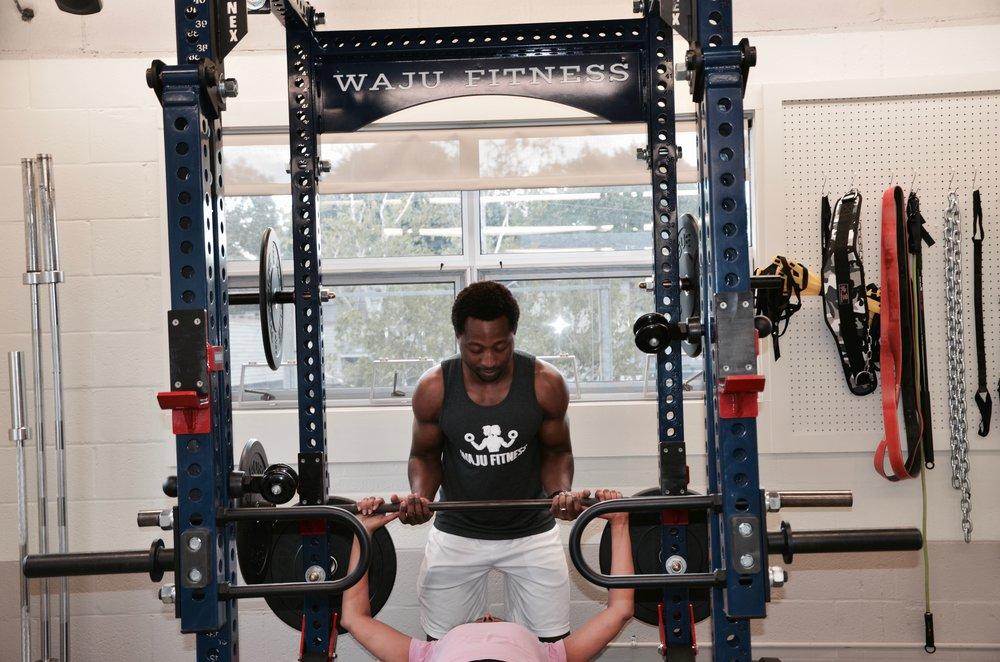 Larry Anam, Founder, Waju Fitness