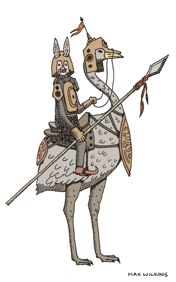 War Ostrich
