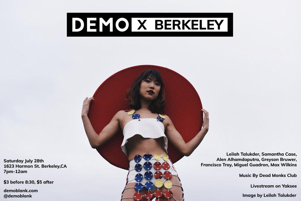 DEMOxBerkeley