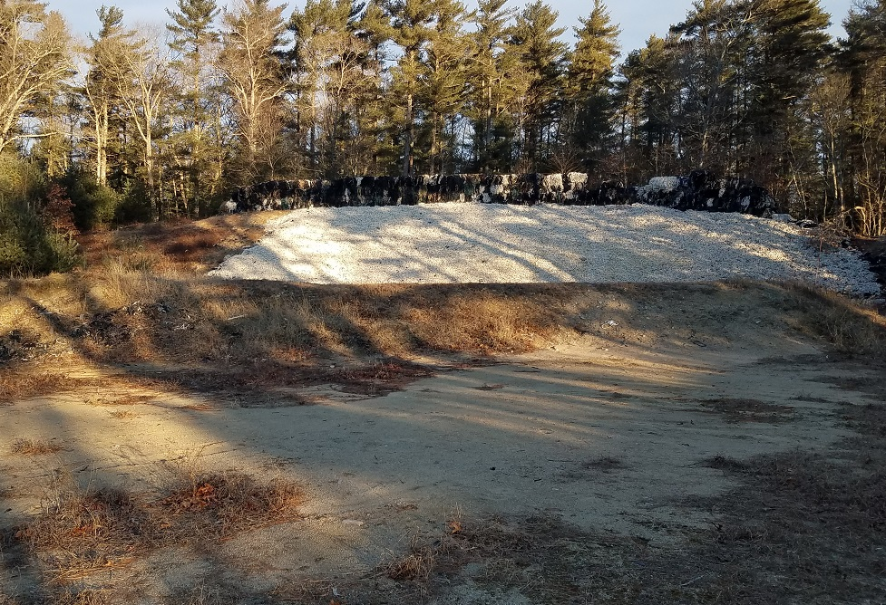1/12/19: This is the 200 yard berm.