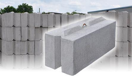 Interlocking Precast Concrete Block
