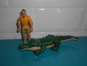 Don't Google man eaten by crocodile…