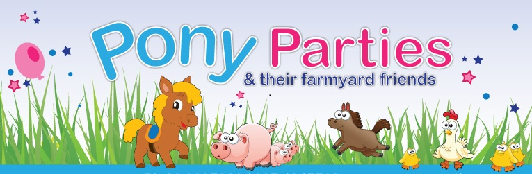 Pony Parties and their Farmyard Friends
