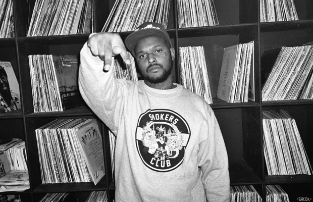 Above is a photo of SchoolBoy Q circa 2013.
