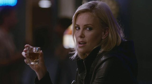 Charlize Theron won an Oscar for her role in Monster (2004). What other film was she nominated for? . . . . . . . . . . . . . . #moviepodcast #womenwhopodcast #movies #moviereviews #moviefans #movienerds #filmreview #filmpodcast #creativewomen #womenwhocreate #imdb #filmindustry #podcastnetwork #ladypodsquad #youngadult  #moviestills #charlizetheron #charlize #boozymovies