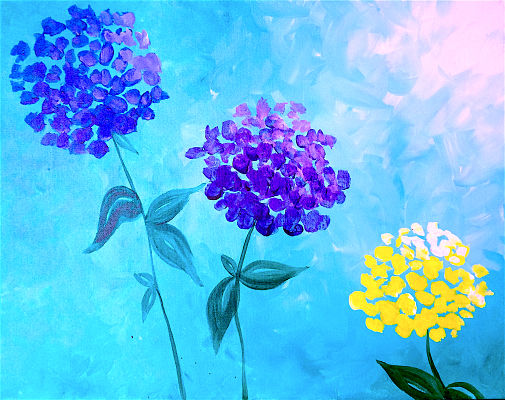 Happy Hydrangeas (Audrey Maddigan).jpg