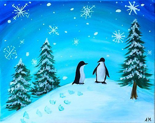 Playing Penguins (Audrey Maddigan).jpg