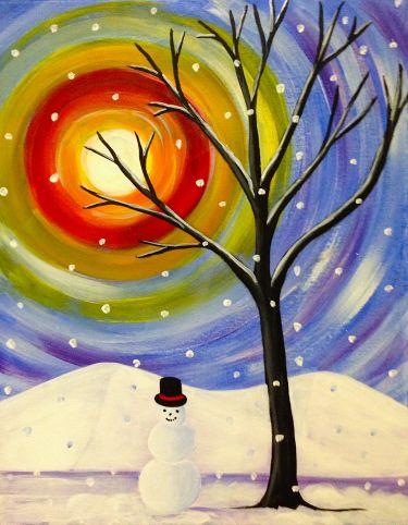 Sun and the Snowman(Toni Del Guidice).jpg