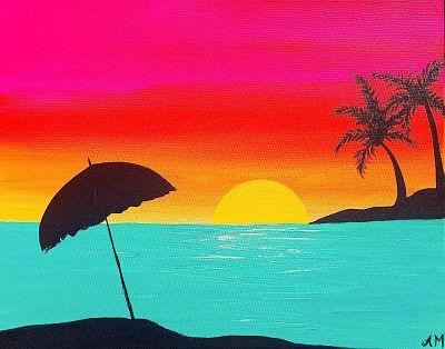 Tropical Sunset (Audrey Maddigan)_opt.jpg