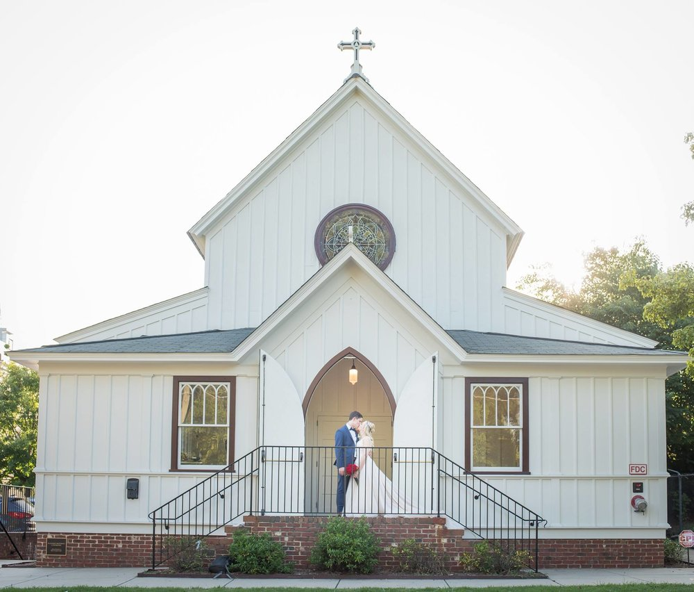 Small Chapel Wedding in Raleigh NC.jpg