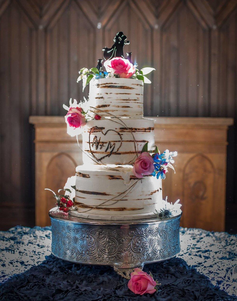 Wedding Cake in Raleigh NC.jpg