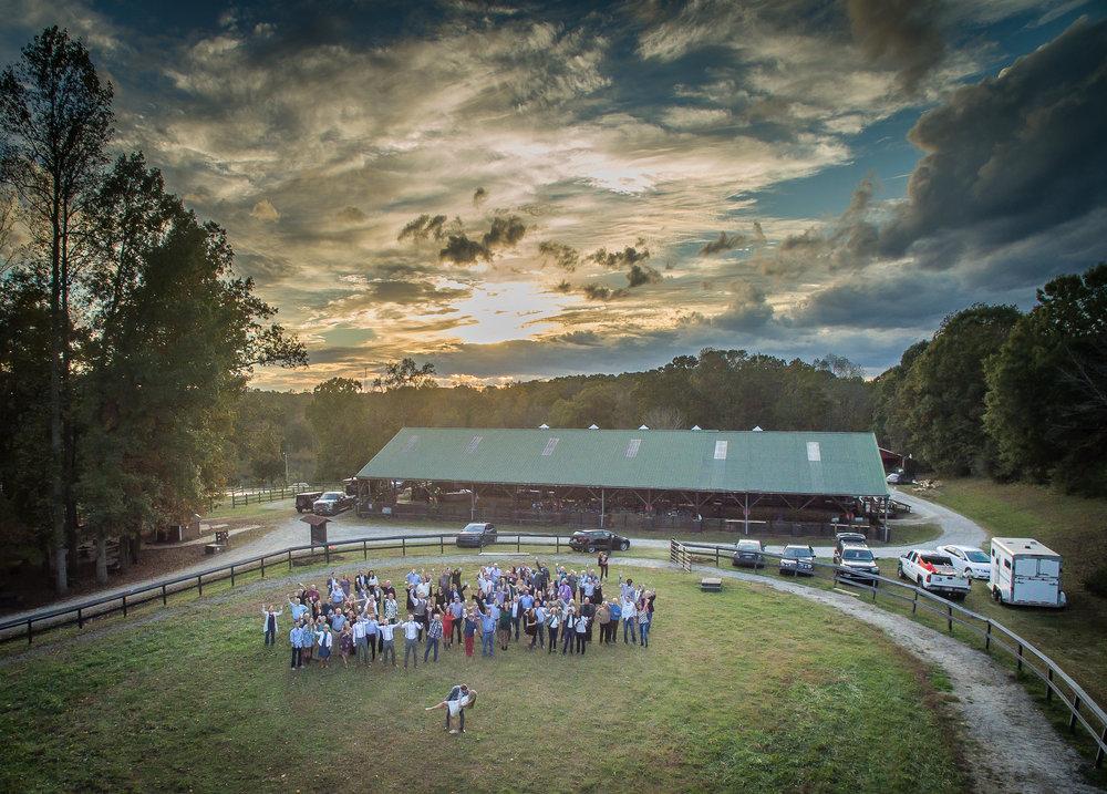 JuliaandEric-Raleigh Wedding Drone Footage at Sunset.jpg