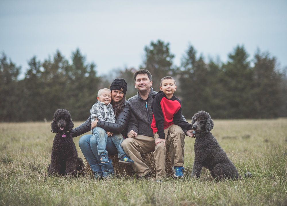 Husband & Wife Duo - She runs things. He pushes the button on his camera.Kurt and Sheena believe that strong client relationships are the hallmark of their brand.They're a family business, so you'll be meeting their two boys, and two standard poodles, at some point. If you don't happen to meet the kids and dogs in person, they'll make sure to pull out their Instagrams, and force you to enjoy a picture, or 50.