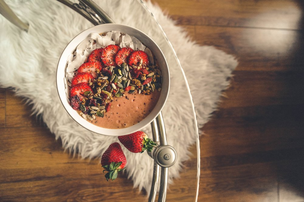 healthy chocolate mousse recipe Paul foley