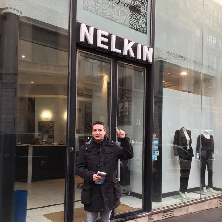 Paul Nelken Jeweller in The Old Amersham
