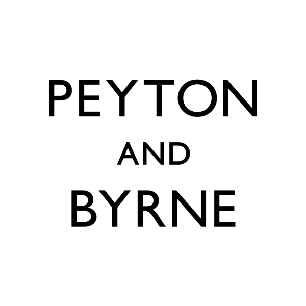 Peyton & Byrne copywriter, packaging