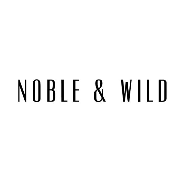 Noble & Wild web designer