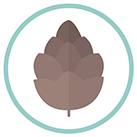 pinecone icon blue.png