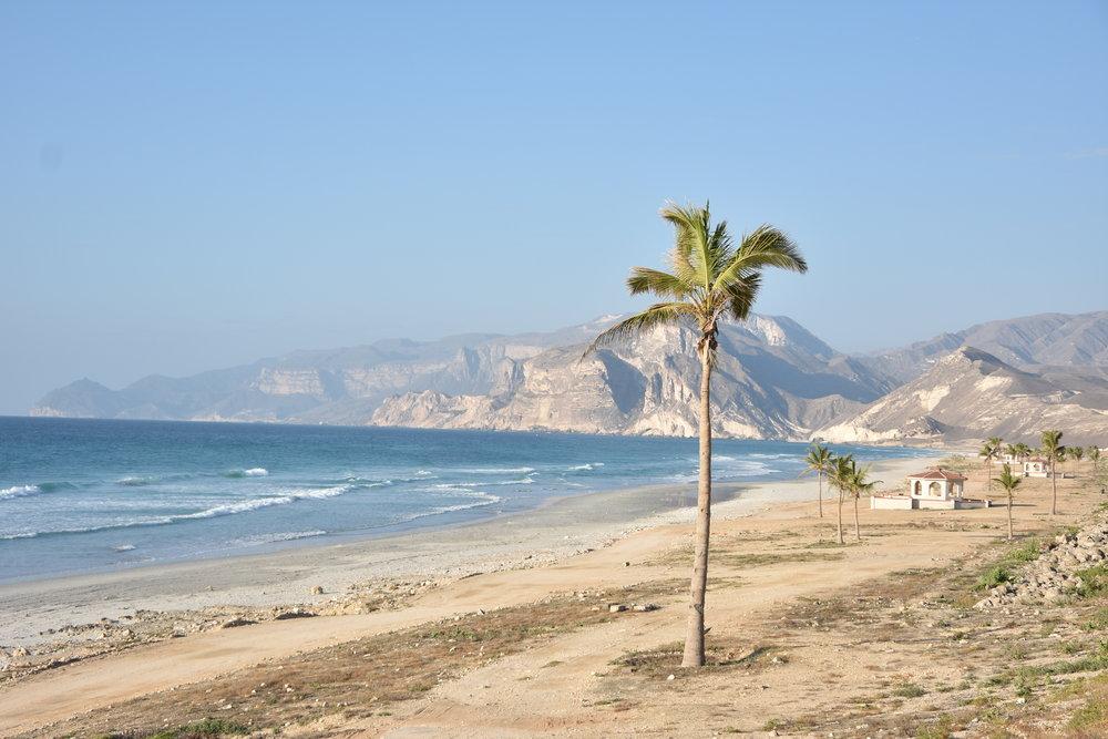 Omani Coastline