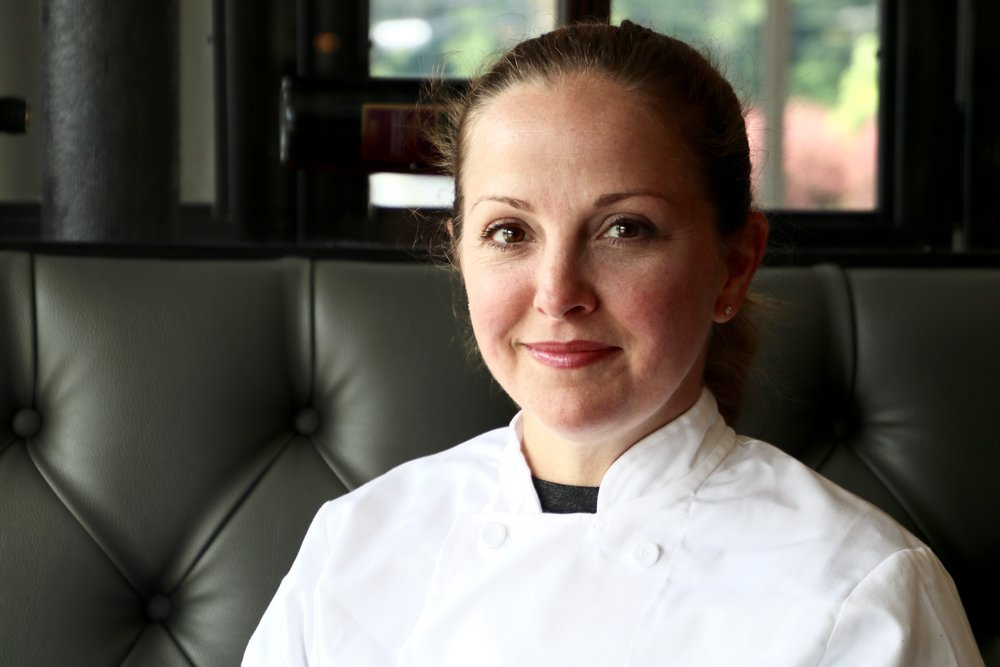 Pastry Chef Susanne Berne -