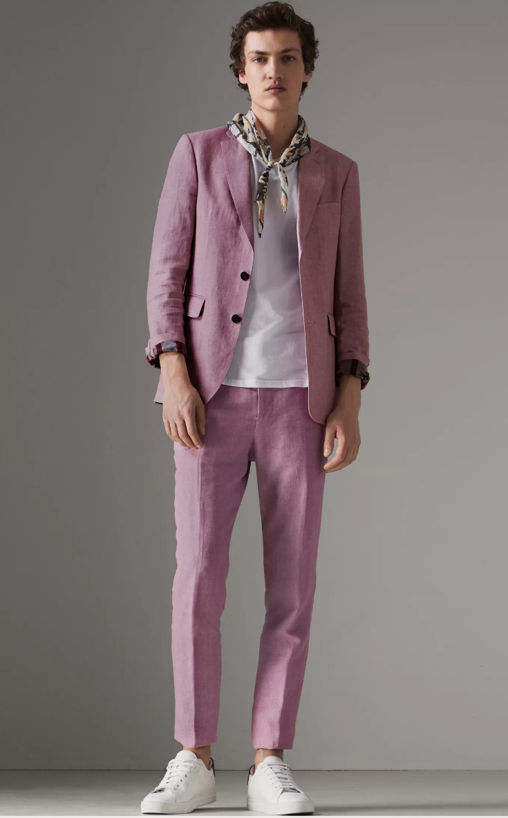 UK BURBERRY complet suit pink.png