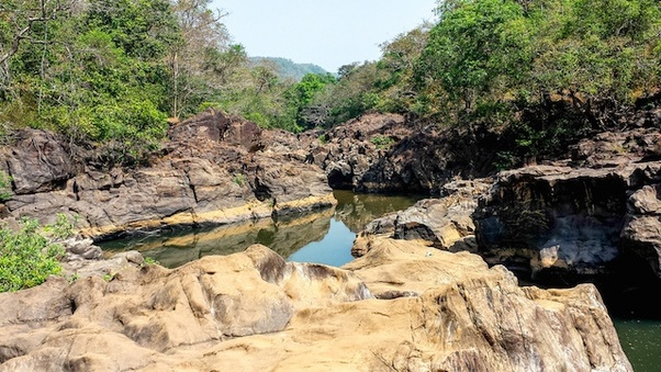 Devils canyon in Mollem Goa.jpeg