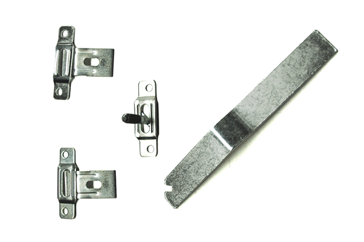 SECURITY HANGING - Security hanging requires a special key to remove the piece from the wall and is ideal for public buildings, tight spaces, and kid-friendly areas.