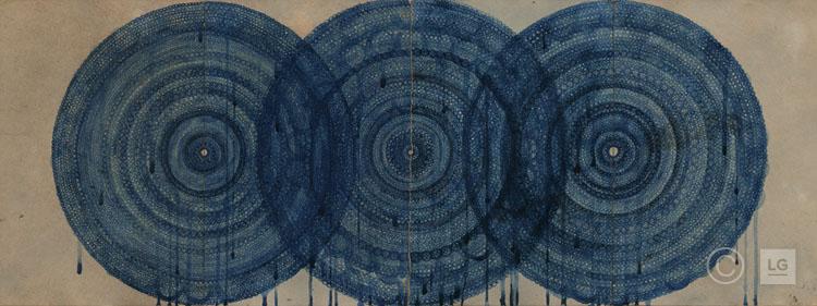 Sisyphus in Blue V - #MCV83Open EditionStock Size#LAG157: 18