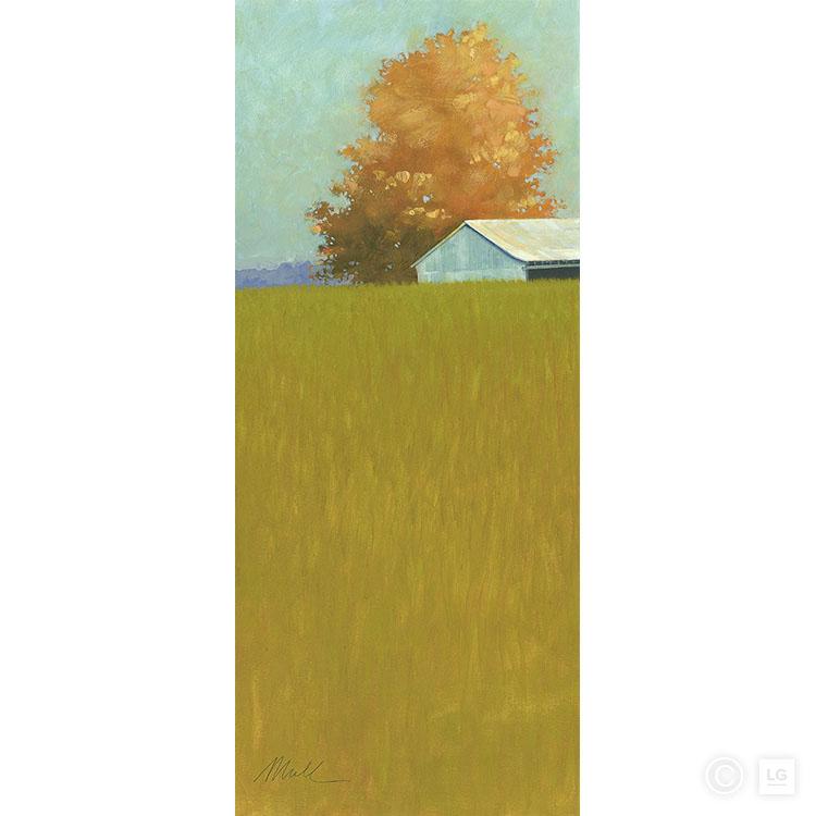 Firey Oak - #DM316Open EditionsStock Sizes#LAG126: 22 1/4