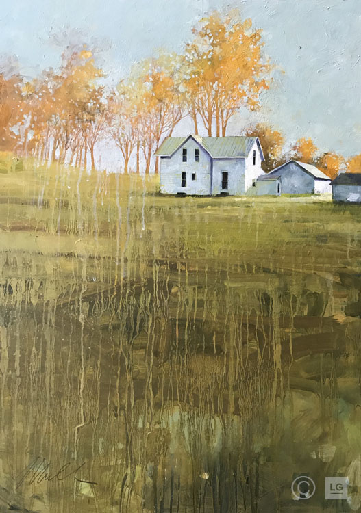 *SOLD* Late Fall