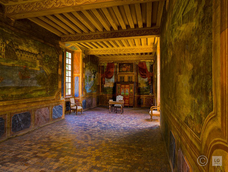 La Grande Gallerie Francois I 1/45