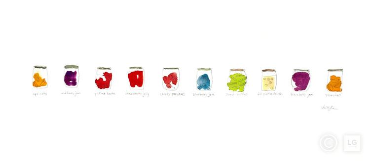 10 Canning Jars