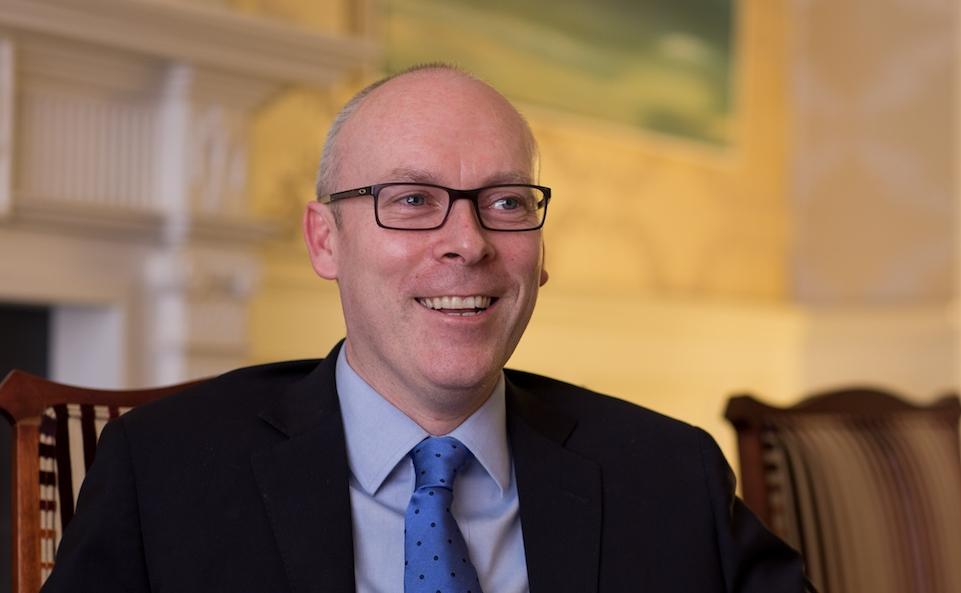 Eamonn Hayes - Managing Director