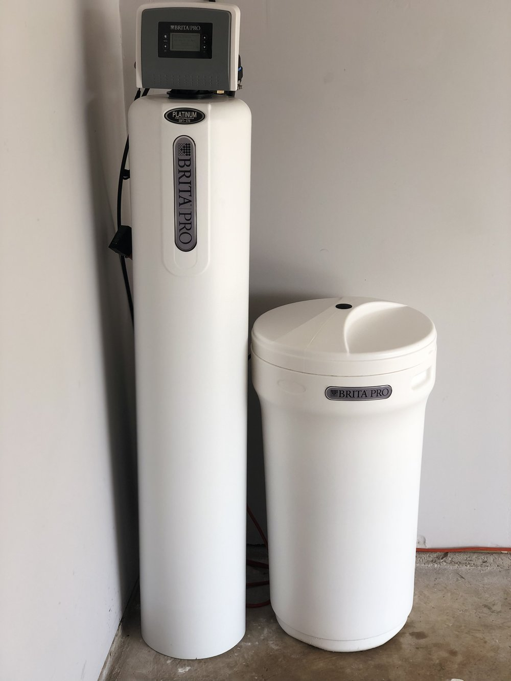 Brita® PRO Whole Home Filter & Softener
