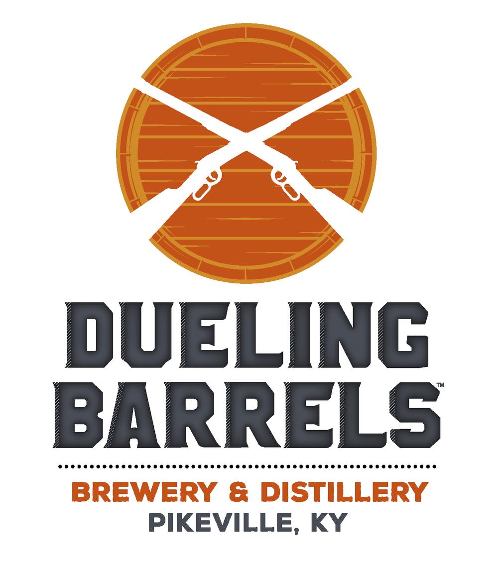 Dueling Barrels logo 2017 stacked Pikeville.png