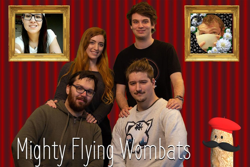 The Mighty Flying Wombats