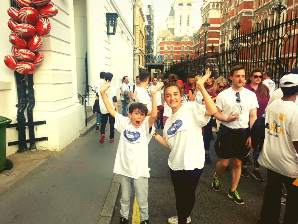 Join an event - Run, walk, bake... and fundraise for us