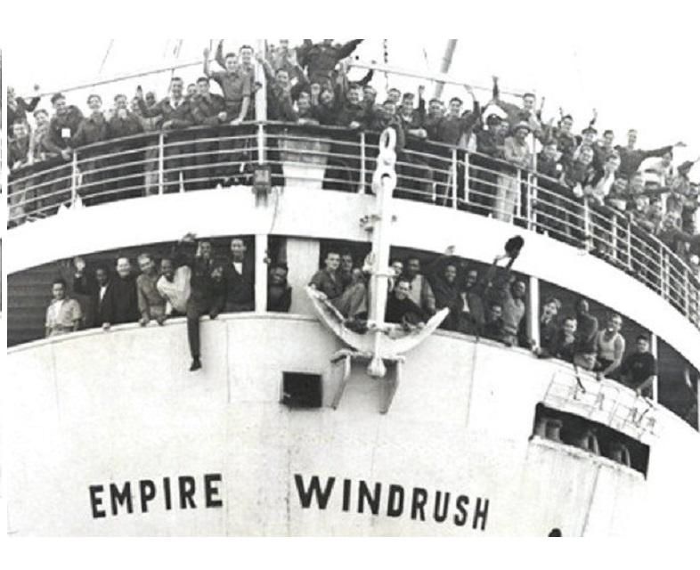 windrush -